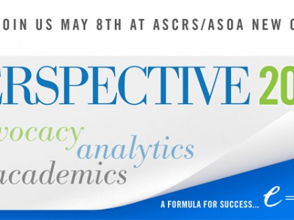 OOSS Perspective 2016 @ ASCRS/ASOA New Orleans