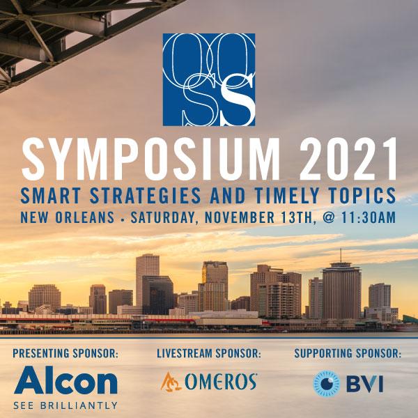 Symposium 2021 New Orleans