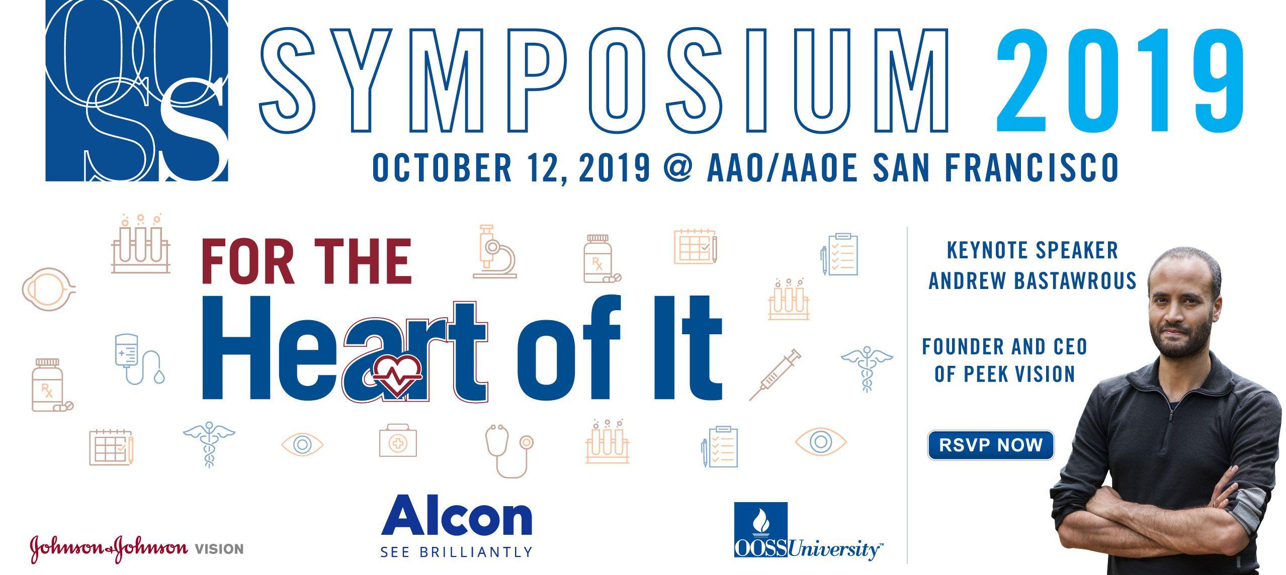 Symposium 2019 AO/AAOE San Francisco