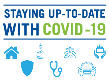 Stay Up-to-Date with COVID-19